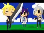 [MMD] Cloud Birthday [Video] by hummingbird712