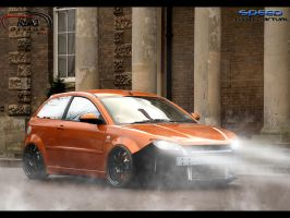 Proton Aggressive by RDJDesign
