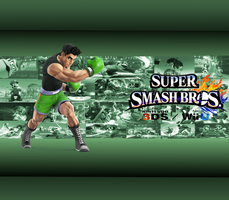 Little Mac Wallpaper by CrossoverGamer