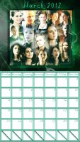 TVD March 2012 by angiezinha