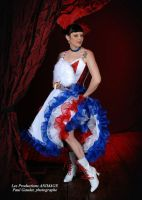 French Cancan ANIMAGE by LadyBilliePrudence