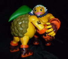 Brother Goron Hug by Linksliltri4ce