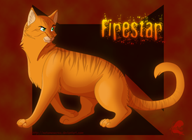 Warriors - Firestar by NatameSecrea
