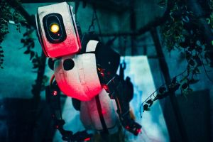 GLaDOS - Exacting Revenge by elliria