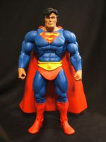 MOTUC custom Superman V2 by masterenglish