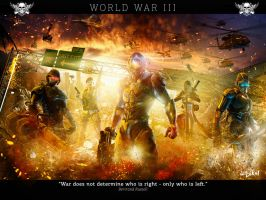 WORLD WAR III by isikol