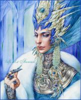 Snow Queen by Anwaraidd