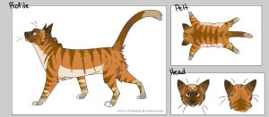 My Create-A-Cat Kitteh XD by PoldalleLovesnare