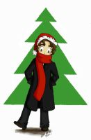 Josh for Xmas by AngelFromHungary