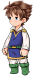 FF3 style Butz by roseannepage