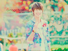 B1A4 Gongchan by psychasthenia-30