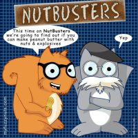 NutBusters by myartsaywhat