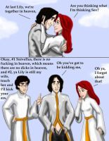 Harry Potter-Dogma parody by Severus-x-Lily