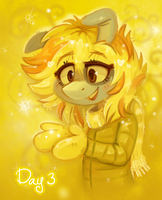 [Huevember] And it was all yellow by KYAokay