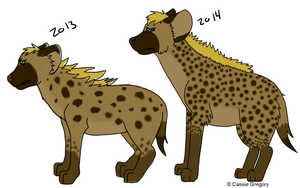 Not even a full year of progress by The-Smile-Giver
