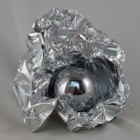 Ball In Foil Stock 3 by chamberstock