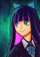 stocking by Kai-E-soh