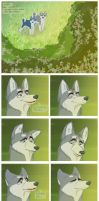 """""""A Lot Like You..."""" - Part 1 by Graystripe64"""