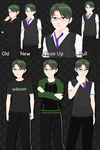 [DFU VN] Vincent Updated Sprite by DestinyFailsUs