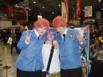 MCM Expo Midlands 2013 - Mizore Made Some Friends by Wren-chans-DA