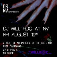 DJ Will Roc Event Poster by cwylie0