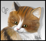 Realistic kitty by kittehmeow
