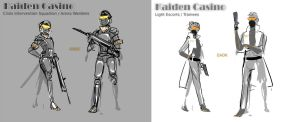 KC: Executive Authority of Kaiden - References by Meishali