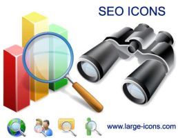 SEO Icons by shockvideoee