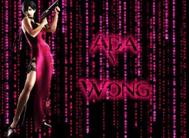 Ada Wong by flankie