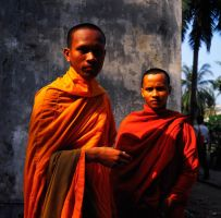 monks by iskofoto
