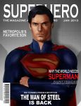 New Superman by Ultrajack
