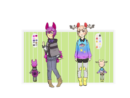 Auction: Flowerboys {Closed} by tapiocAdopts