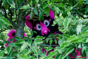 I see every thing by FurryFursuitMaker