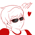 Dave Strider by Whim-doll