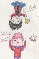 Give It Back by demonlucy