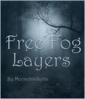 Fog layers by moonchild-ljilja