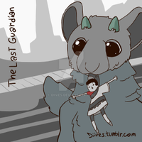 The last guardian by Diives