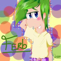 .:Ferb:. by PhinabellaPhan