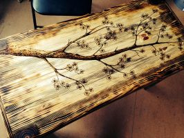 Bench Top by StephenSeBour