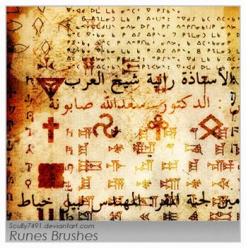 Runes by Scully7491