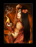 Heart and Flame by Pailei