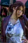 Claire Redfield 3 by Insane-Pencil