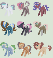 MLP Crack OC Shipping (OTA) Adoptable #1 CLOSED by Nyan-Adopts-2000