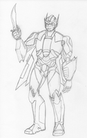 Wildcharger :Adult Profile: WIP by KyaValentine