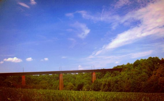 viaduct the valley bridge by little-one-girl