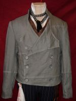 Sweeney Todd Barber Jacket by acosplaylifeforme