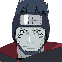 Can Kisame Grow Facial Hair? by Rudolftheclown