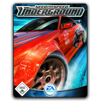 Need for Speed Underground Game Icon by Ace0fH3arts