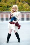 Steam Punk Supergirl 3 by lake-fairy