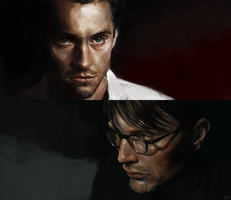 Hannibal - Role Reversal by feredir